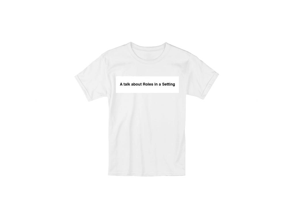 Johan Lundin - T-shirt (2015)