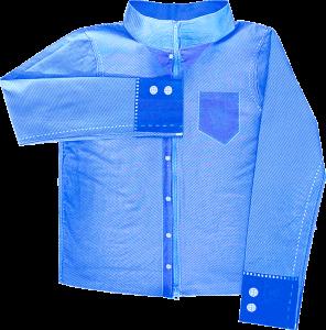 Johan Lundin - Blue Shirt (2015)